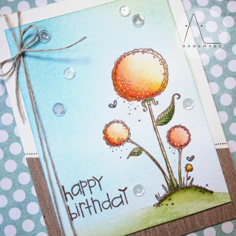 AL handmade - Sunny Blooms