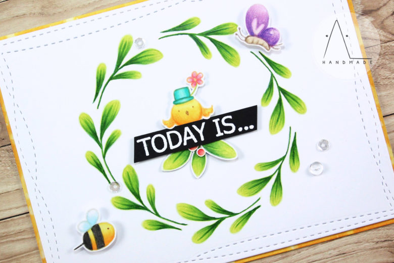 AL handmade - A good day to be happy