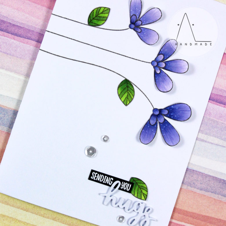 AL handmade - Clean & Simple Bouquet