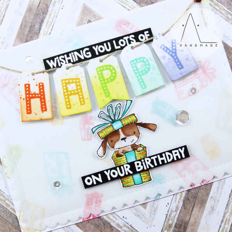 AL handmade - Happy birthday wishes