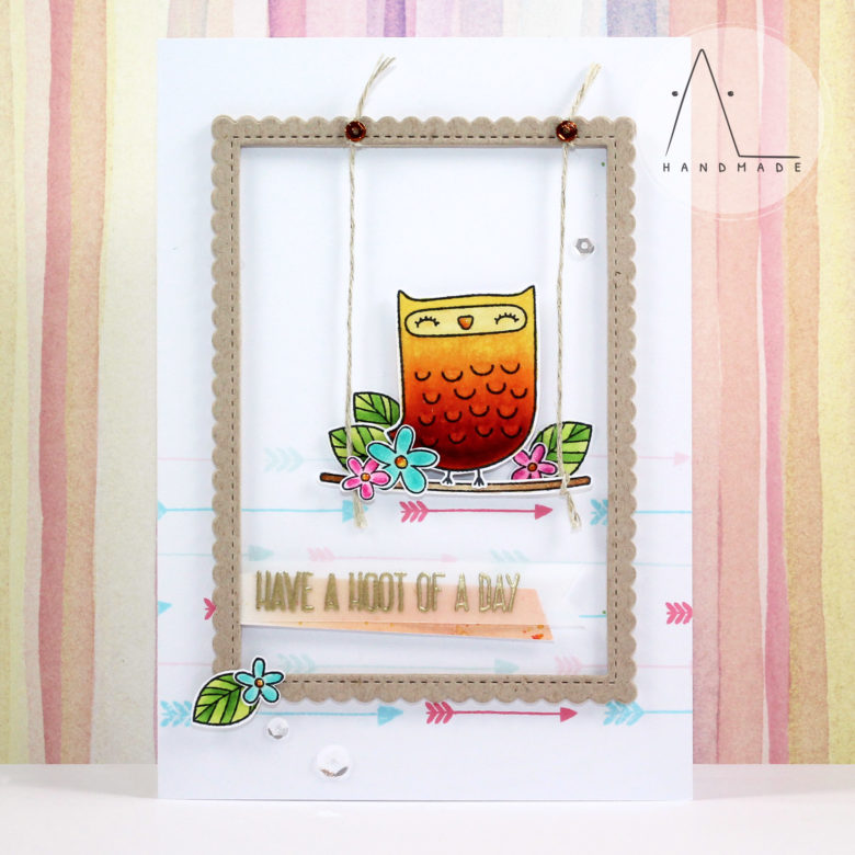 AL handmade - Have a hoot of a day!