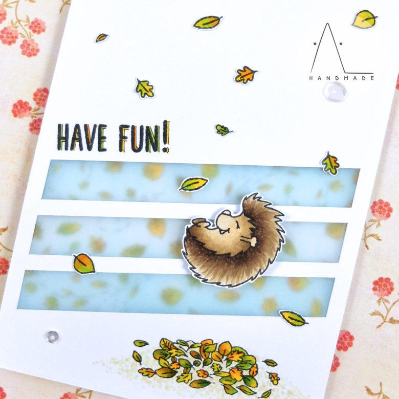 AL handmade - Hope you're having fun