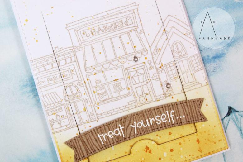AL handmade - Sweet Interactive Card