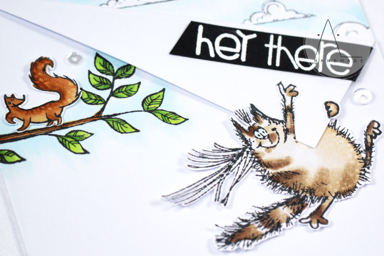 AL handmade - The logical cat
