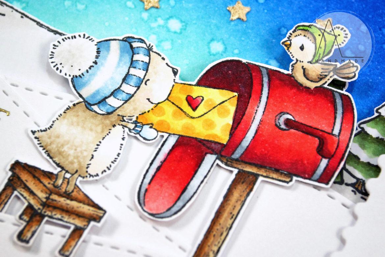 AL handmade - 'Twas The Night Before Christmas