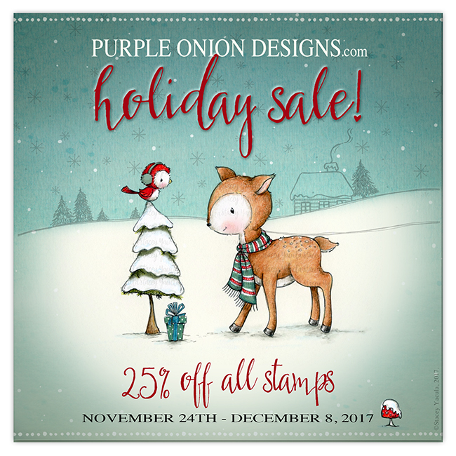 Purple Onion Designs - Holiday Sale