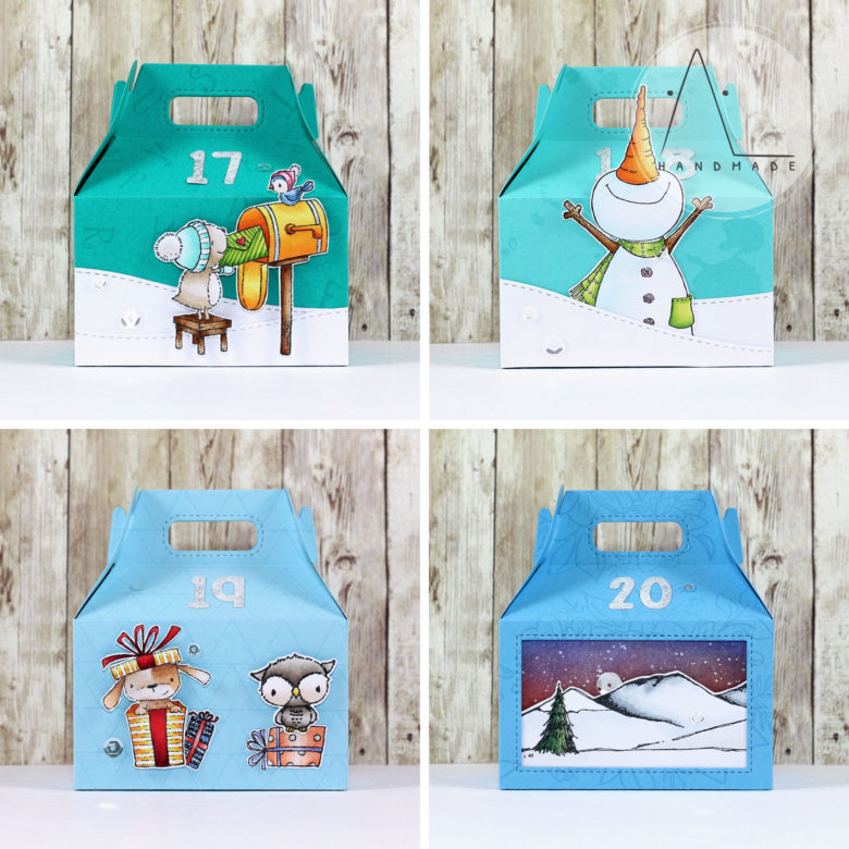AL handmade - Advent Calendar 2017