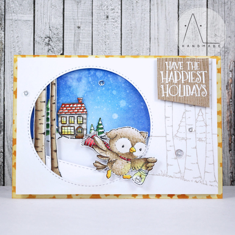 AL handmade - Have The Happiest Holidays