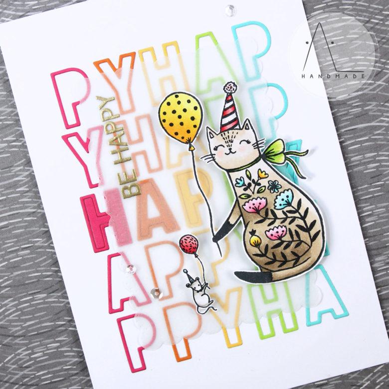 AL handmade - Be Happy