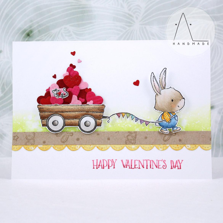 AL handmade - Valentine's Day Wishes