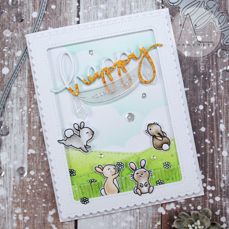 AL handmade - Mama Elephant - Hippity Hop