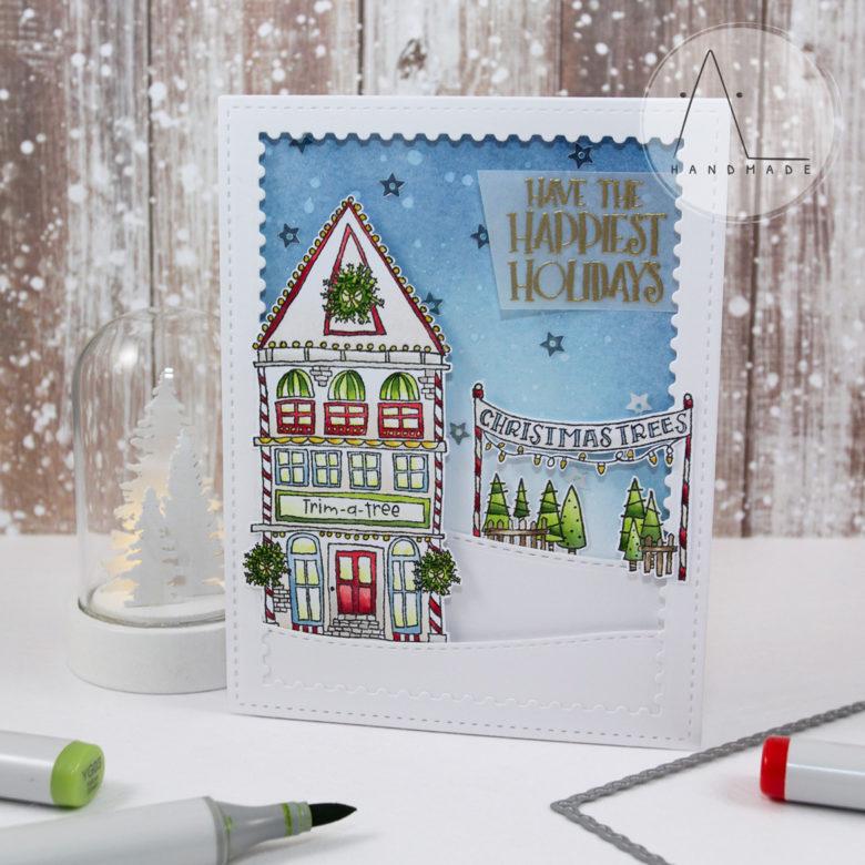 AL handmade - Purple Onion Designs - Trim-a-Tree Store with Essential Holiday Greetings
