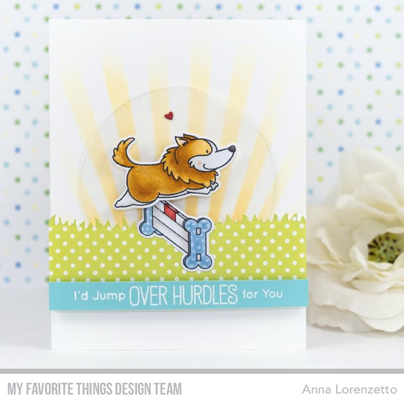 AL handmade - My Favorite Things DT - BB Best in Show stamp set