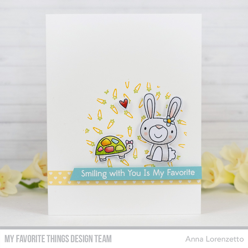 AL handmade - My Favorite Things DT - Cute Critters stamp set
