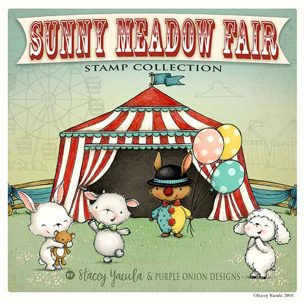 Purple Onion Designs - Sunny Meadow Fair Stamp Collection