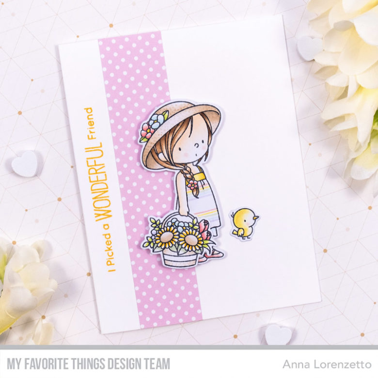 AL handmade - My Favorite Things DT - BB Bring Out the Sunshine stamp set and Die-namics