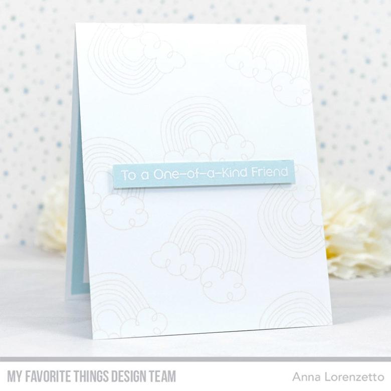 AL handmade - My Favorite Things DT - Fairy-Tale Friends stamp set and Die-namics