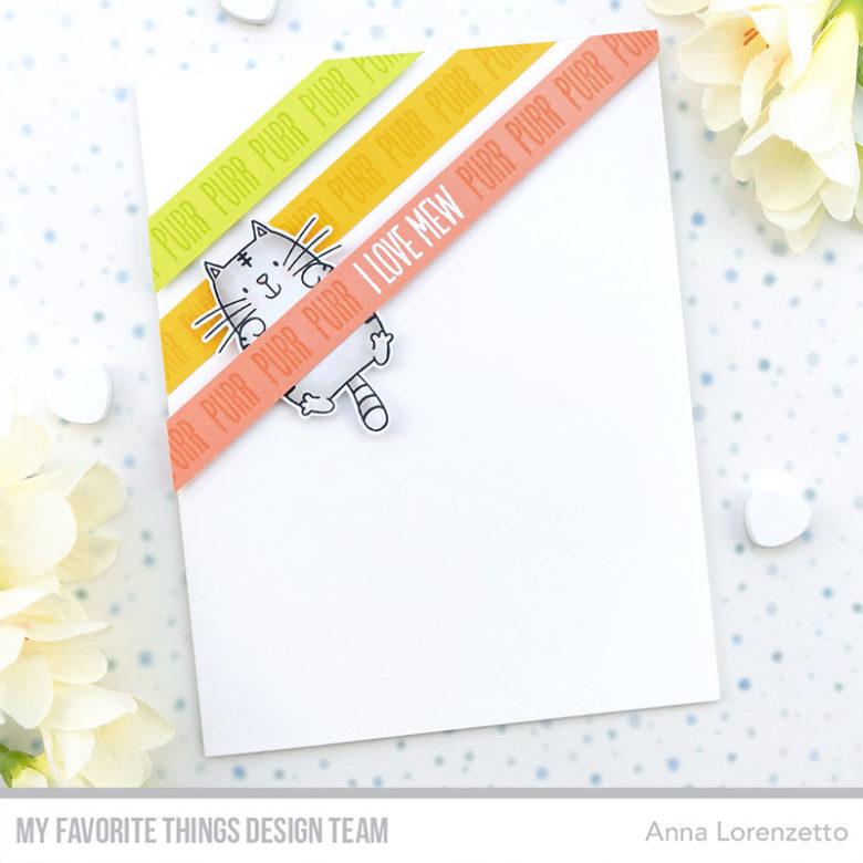 AL handmade - My Favorite Things DT - WSC 448 - BB I Knead You stamp set