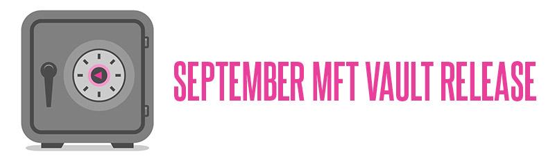 My Favorite Things September Vault Release