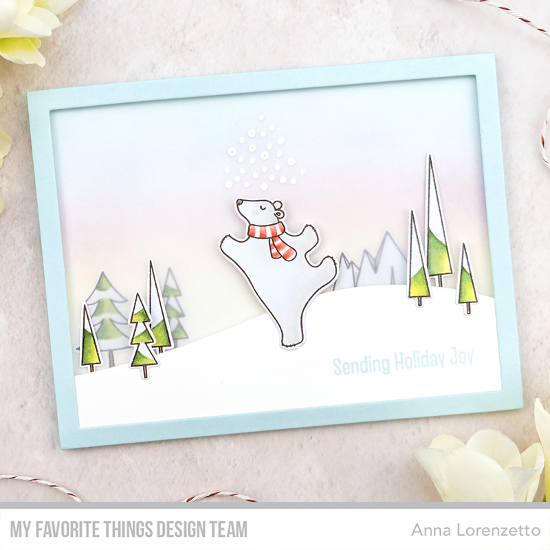 AL handmade - My Favorite Things DT - Merry Moments stamp set