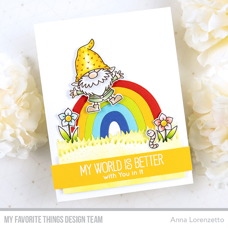 AL handmade - My Favorite Things - BB Hanging with My Gnomies stamp set and Die-namics