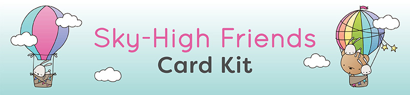 My Favorite Things - Sky-High Friends Card Kit