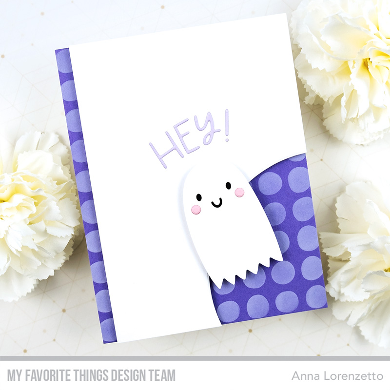 AL handmade - My Favorite Things - Hey, Ghoul Die-namics