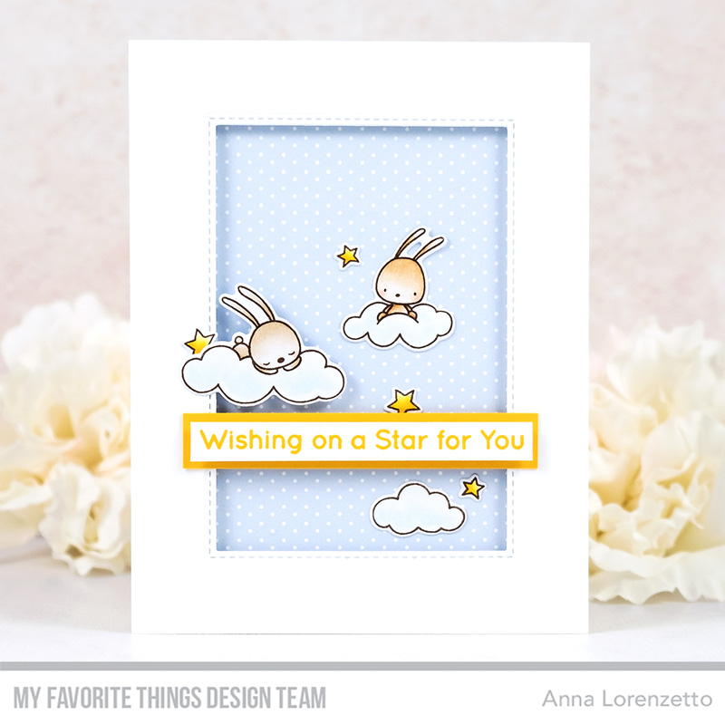 AL handmade - My Favorite Things - Sky-High Friends stamp set and Die-namics