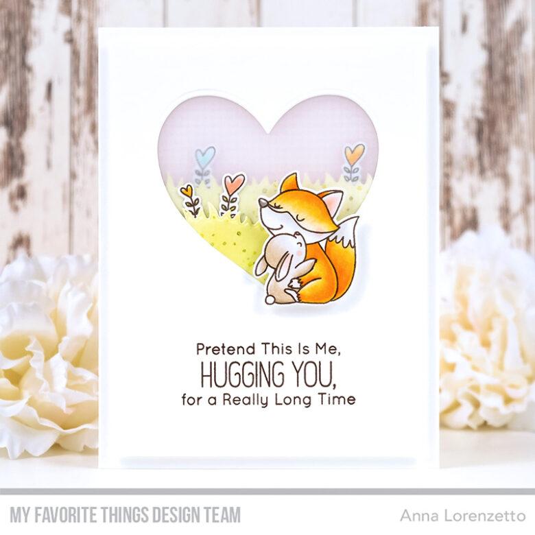 AL handmade - My Favorite Things - BB Hug It Out stamp set and Die-namics