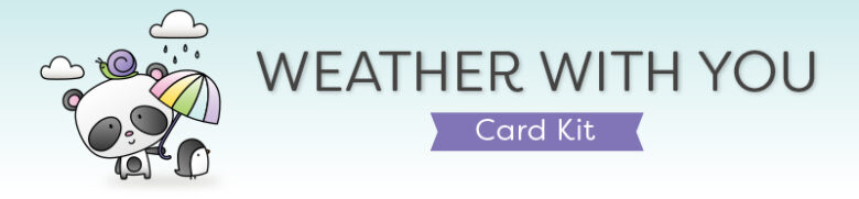 My Favorite Things - Weather with You Card Kit