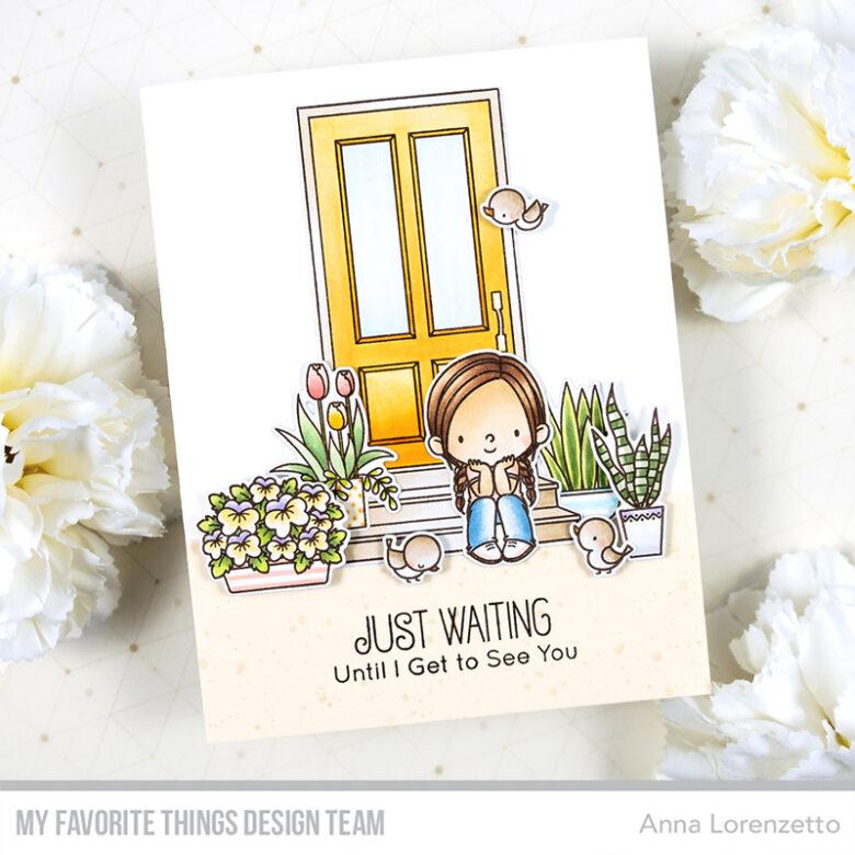 AL handmade - My Favorite Things - BB Sittin' Pretty stamp set and Die-namics