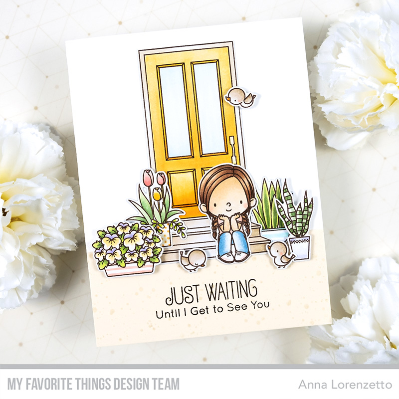 AL handmade - My Favorite Things - BB Sittin' Pretty stamp set and Die-namics